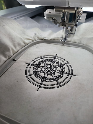 Compass Rose Chapter One: Motif