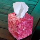 Embroidered Tissue Boxes