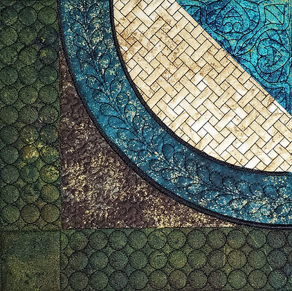 Pathstone Quilt Block