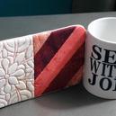Patchwork Mug Rugs