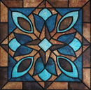 Stained Glass Block