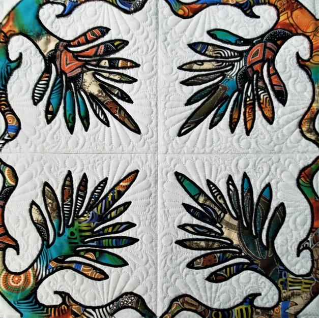 Hawaiian Quilt Block