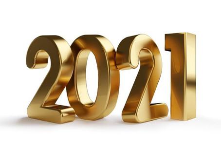 2021 - The year so far.