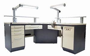 novavox dental lab workbench
