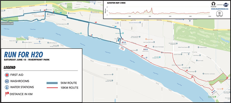 race route run for h2o 2019 updated 5-23
