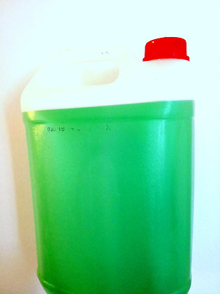 Bidon 5 litres de produit à bulles pour machine