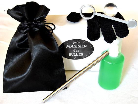 """kit """"DEVENEZ MAGICIEN(ne) DES BULLES"""