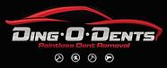 Ding-O-Dents Paintless Dent Removal and Repair Dayton Cincinnati mobile hail damage car logo