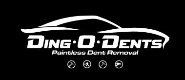 Ding O Dents Paintless Dent Removal and Repair Dayton Cincinnati Logo