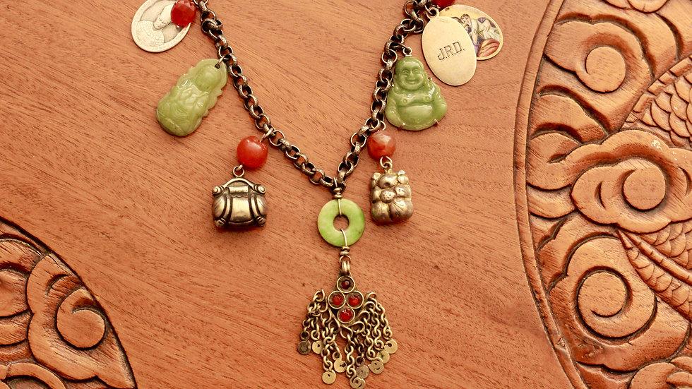 Journey Jewelry Necklace