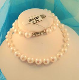 Rose' Pearls