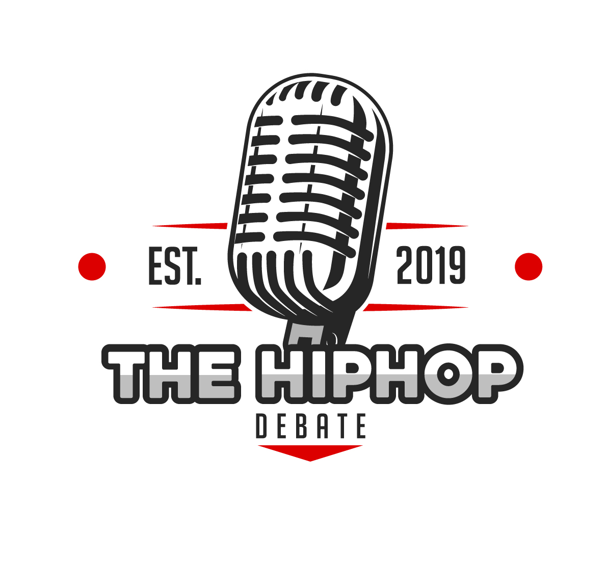 The Hip Hop Debate Logo
