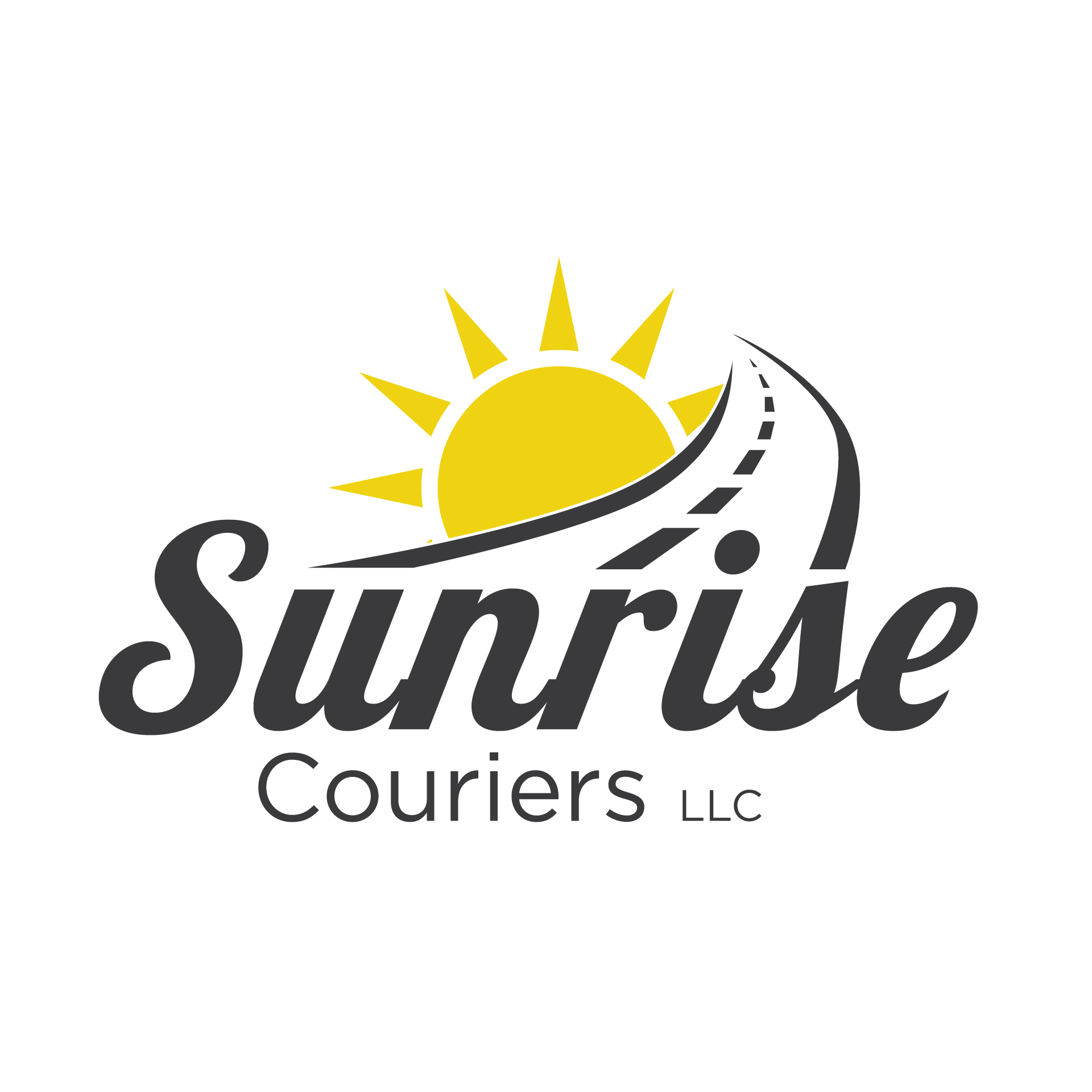 Sunrise Couriers LLC Logo