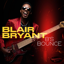 Blair Bryant - Blair's Bounce - Cover Al