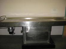 Morgue Table 2