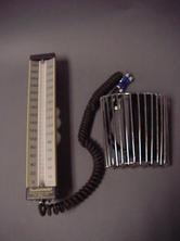 Older wall mount blood pressure unit