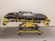 Modern ambulance gurney
