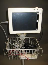 ECG 300 machine