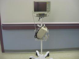 Modern heart monitor