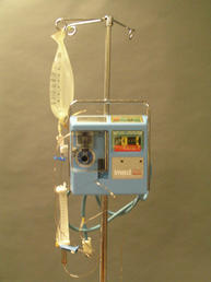 IMED infusion pump