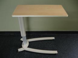 Modern light wood meal table