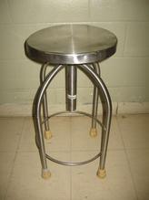 Stainless steel stool 5