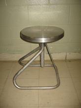 Stainless steel stool 3