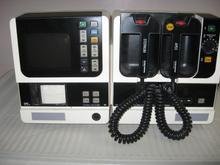 Light beige defibrillator