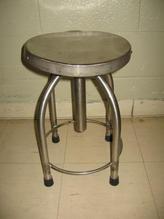 Stainless steel stool 4