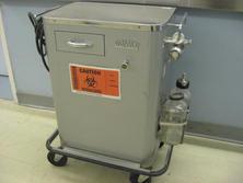 Small biohazard freezer