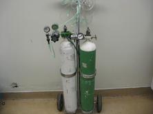 Double oxygen tank