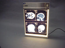 Single wall mount x-ray box