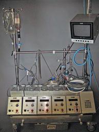 Heart Lung Bypass machine