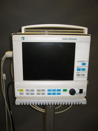 Older ECG 500 Machine