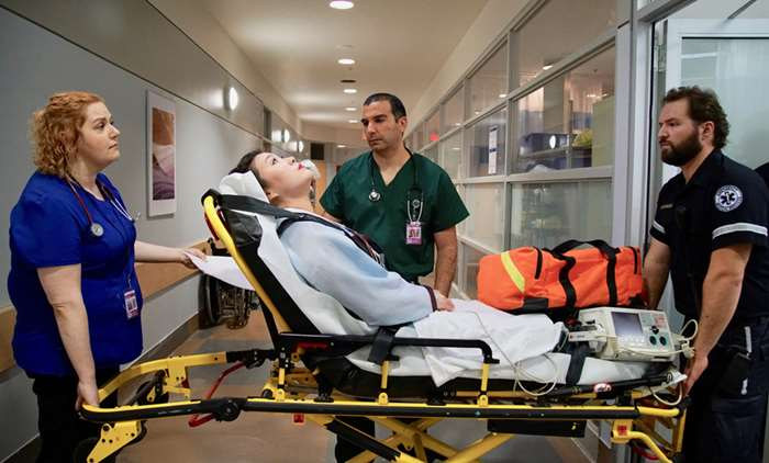 Untold Stories of the ER