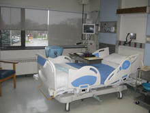 Modern patient bed