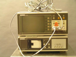 HP ECG Machine