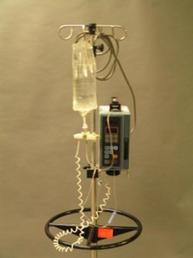 IVAC infusion pump