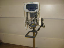 Modern mobile blood pressure unit