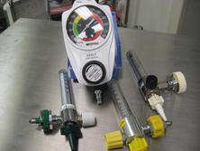 Attachments for a oxygen panel