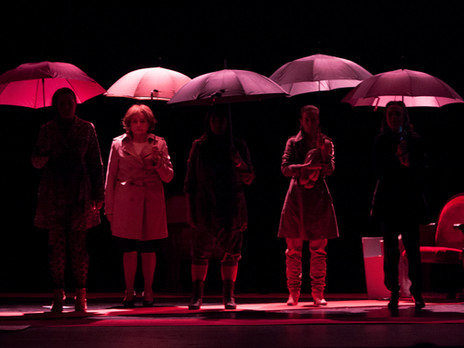 Cuando llora la lluvia – Galería de Fotos