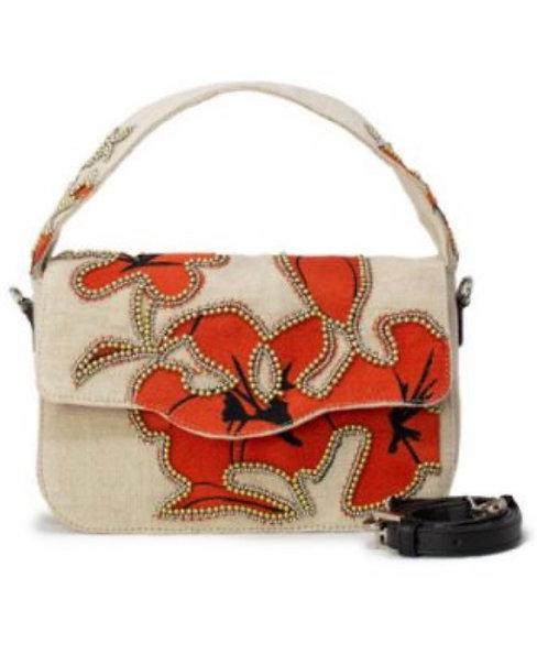 Hibiscus Rock Amorgos Shoulder Bag