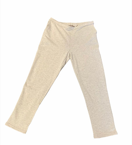 Heather Grey Casual Pants