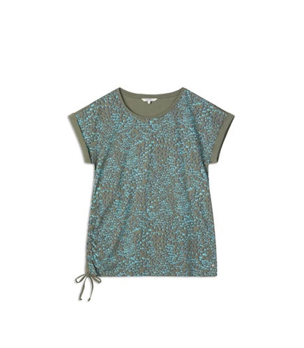 Airy Spring Olive T-Shirt