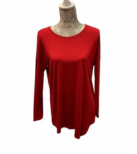 Scarlet Long Sleeve Top