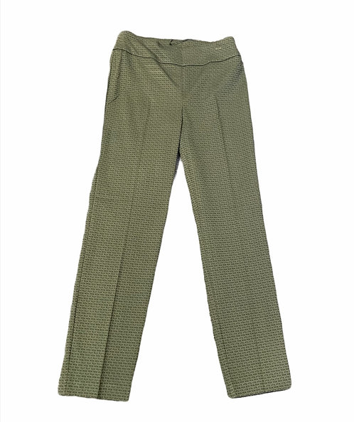 Chive Houndstooth Pants
