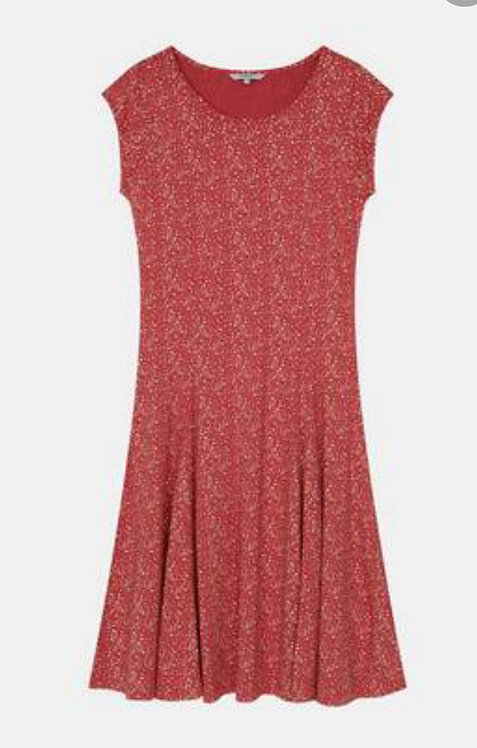 Ruby Print Dot Dress