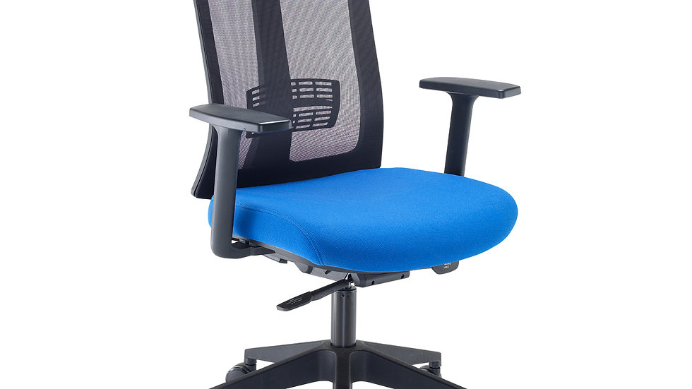Ronden mesh back operators chair - 2 colours available