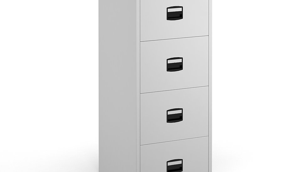 4 drawer filing cabinet 1321mm high
