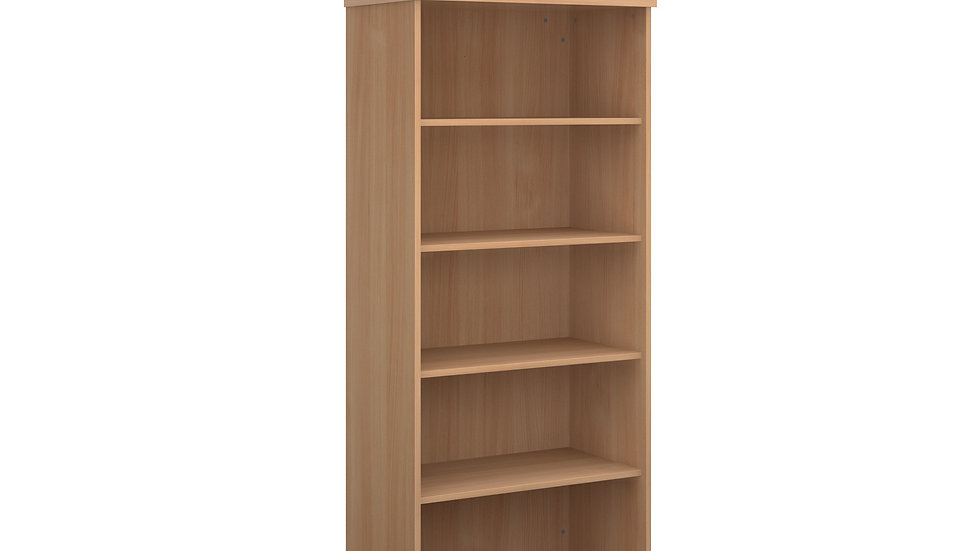 1790mm high Storage Range Bookcase with 4 shelves